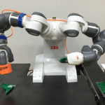 QComp Introduces  YuMi Dual Arm Collaborative Robot