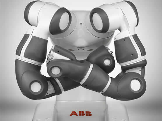 QComp ABB Yumi Robot photo 3