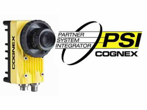 photo of QComp Vision Inspection utilizing Cognex camera