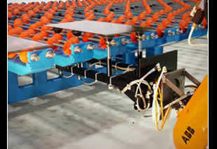 QComp Robotic Glass Handling Conveyor photo 1