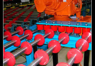 QComp Robotic Glass Handling Conveyor photo 2