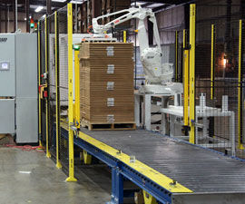 QComp Flex Palletizer photo 3