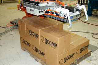 QComp Palletizer Gripper photo 1