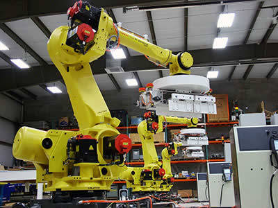QComp Industrial Robots photo