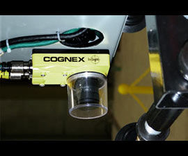 QComp Palletizing vision guided system photo 6