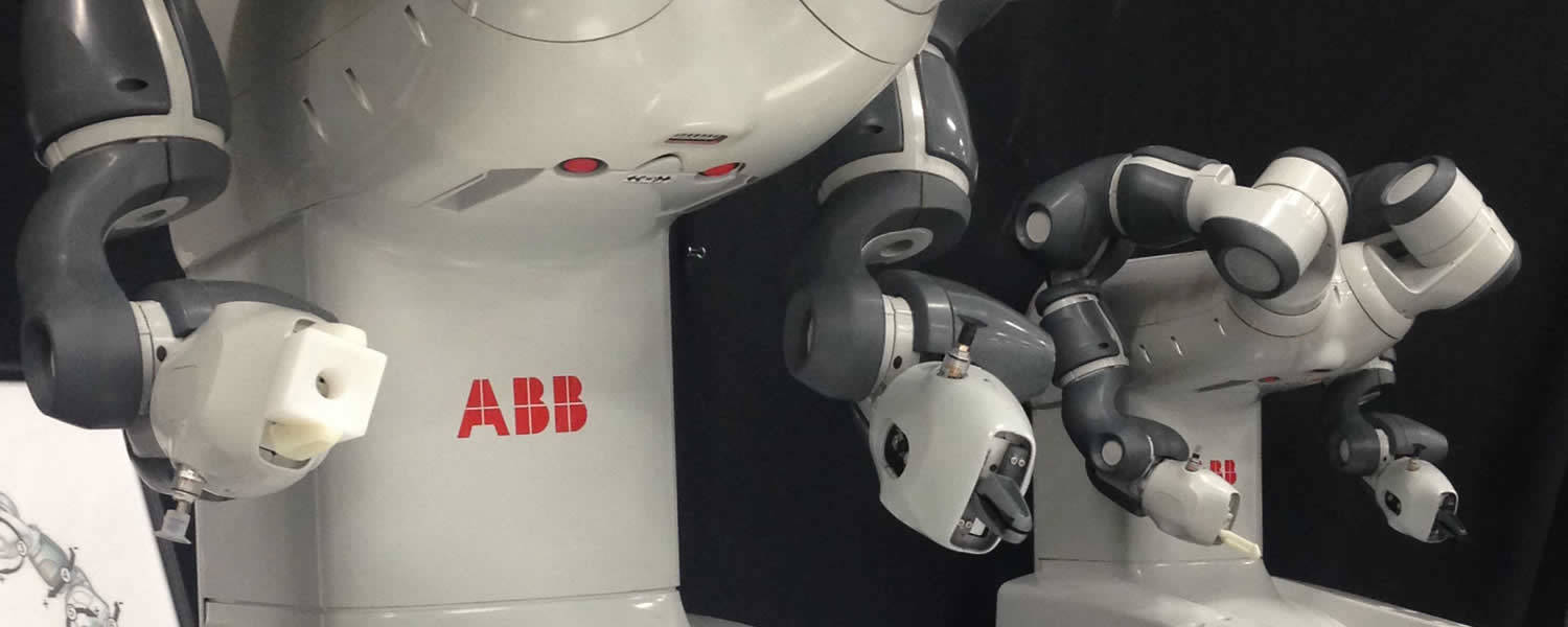 Banner image of QComp Abb YuMi Collaborative Robots