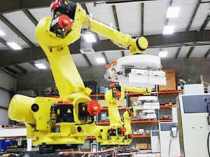 image of QComp large industrial robots