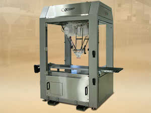 image of a QComp Robotic Solo Case Packer System